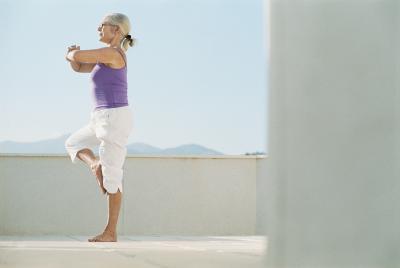Esercizi per migliorare l'equilibrio in anziani
