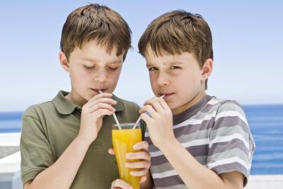 Informazioni nutrizionali di succo d'arancia