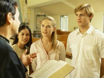 Come condurre gli adolescenti a Gesù
