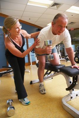 Routine di allenamento con circuito per 50 anni di età