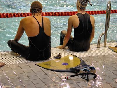 Effetti sulla salute di alta cloro nelle piscine