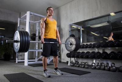 Quali muscoli fanno stacchi Target?