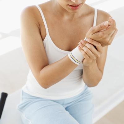 Come esercitare con dolori articolari da polso