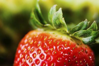 Il conteggio di Carb per fragole