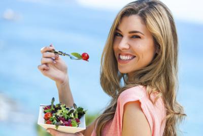 Piano di pasto di esempio di dieta Atkins