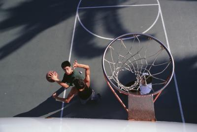 Basket allenamento per perdere peso
