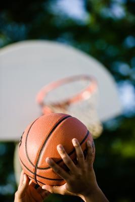 La storia del basket palloni