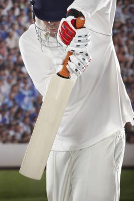 Segni premonitori di fessurazione in una mazza da Cricket