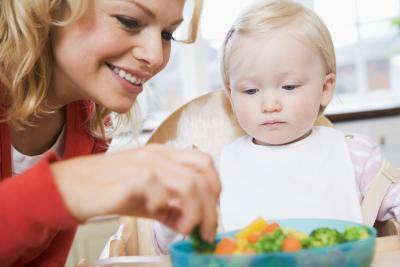 Che cosa provoca un bambino di non mangiare?