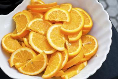 Possono arance rendono il tuo mal di stomaco?