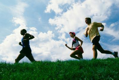 Una lesione del menisco laterale da Running