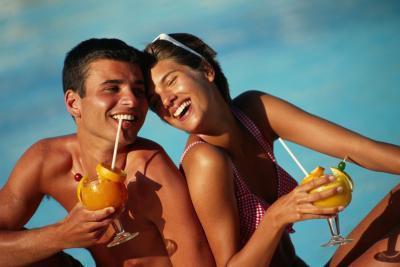 Gli effetti dell'alcol & sole