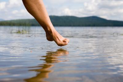 Come guarire un tendine allungato del piede