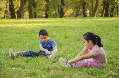 Rimedi naturali per dolori di crescita nei bambini