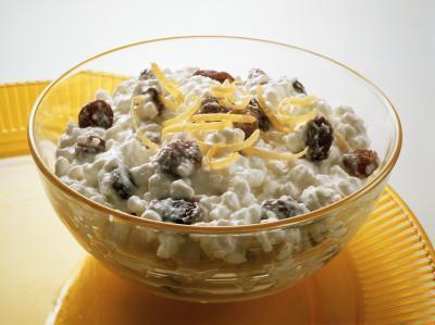 Quali sono i benefici per la salute di ricotta & olio di semi di lino?
