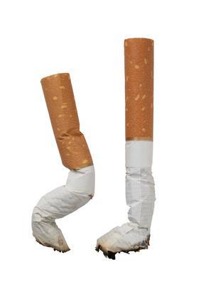 Fumo e nuoto