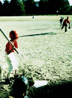 La velocità media Bat per un giocatore di Baseball giovanile