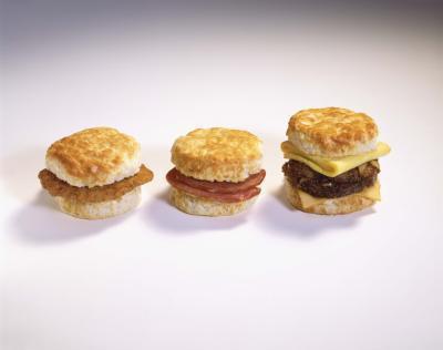 Quante calorie ha un biscotto di salsiccia?