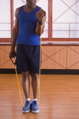 Come perdere peso con bande di resistenza