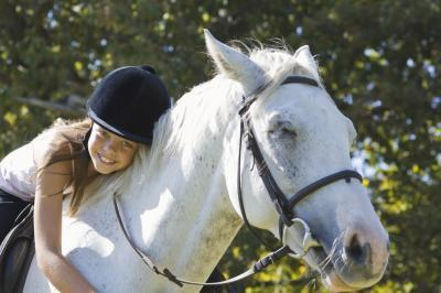 Equitazione terapeutica per i bambini con paralisi cerebrale