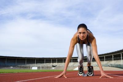 Tecniche di respirazione per una corsa di 400 metri