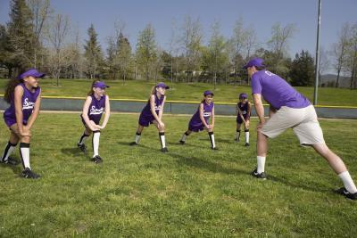 Come insegnare lezioni di Softball & Trapani