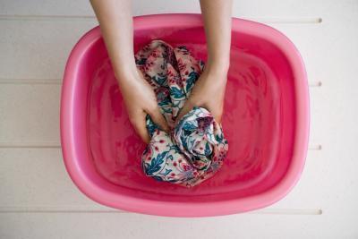 Come bagnare vestiti di allenamento
