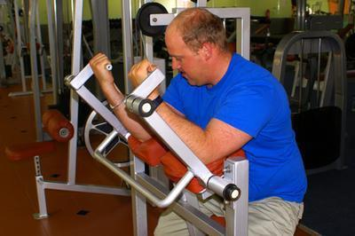 Programmi di esercizi per persone su Weight Watchers