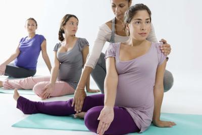È sicuro di Hot Yoga durante la gravidanza?