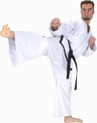 Come ripetere le mosse di arti marziali per la formazione
