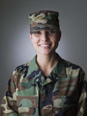 Routine di addestramento di base di esercito & nutrizione