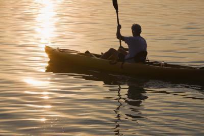 Scarpe di acqua buona per kayak