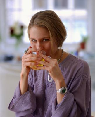 Tè verde melograno ti aiuta perdere peso?