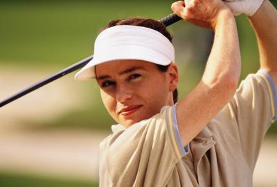 Le donne possono giocare con mazze da Golf maschile?