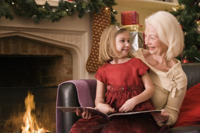 Come aiutare i bambini quando è morta la nonna
