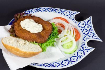 Informazioni nutrizionali del pesce fritto