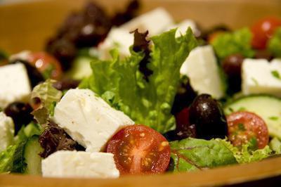 Sano cibo greco