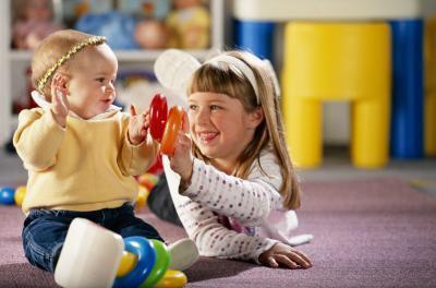 Elenco delle quattro funzioni di gioco nello sviluppo infantile