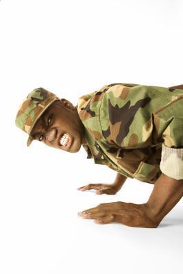 Elenco degli esercizi nell'esercito condizionata Trapani
