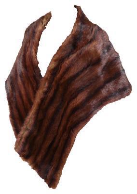 enorme sconto efe42 f24e8 Come mettere su una sciarpa di visone / Surfsitesusa.com
