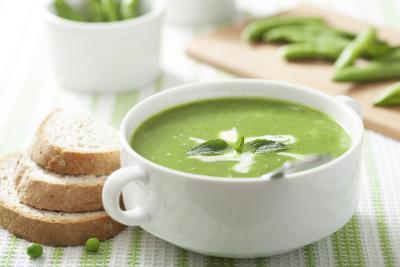 È zuppa di buono per te quando hai la febbre?