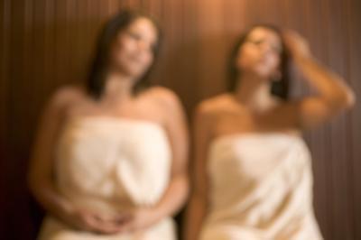 Cosa indossare quando si utilizza un bagno turco palestra