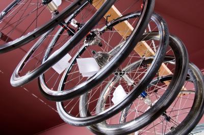 Gomma della bicicletta di larghezza del cerchio