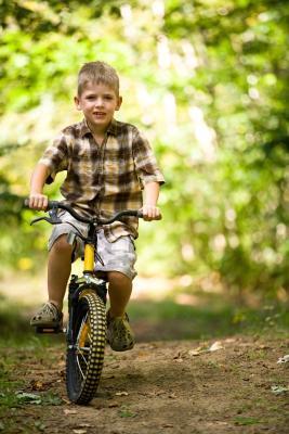 Come misurare un ragazzo per una bici