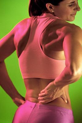 Mal di schiena mentre la perdita di peso