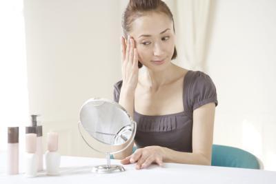 Come coprire una grossa cicatrice sul viso