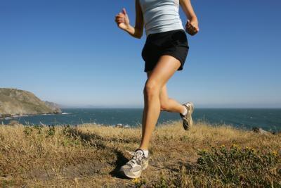 Grumo di tibia da Running