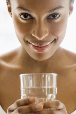 Acqua terapia dieta