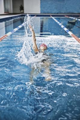 Dovrei evitare piscina se ho mollusco?