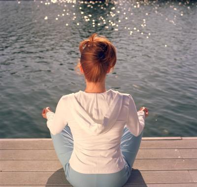 Perché è meditazione bene per te?